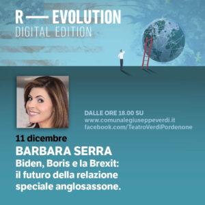 R-EVOLUTION: Barbara Serra