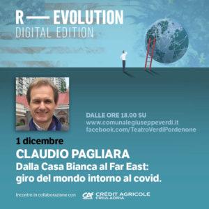 R-EVOLUTION: Claudio Pagliara