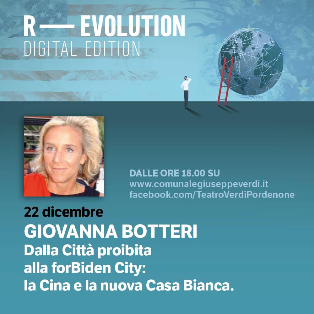 R-EVOLUTION: Giovanna Botteri