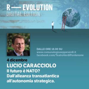 R-EVOLUTION: Lucio Caracciolo