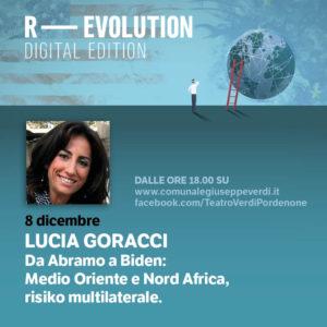 R-EVOLUTION: Lucia Goracci