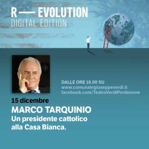 R-EVOLUTION: Marco Tarquinio