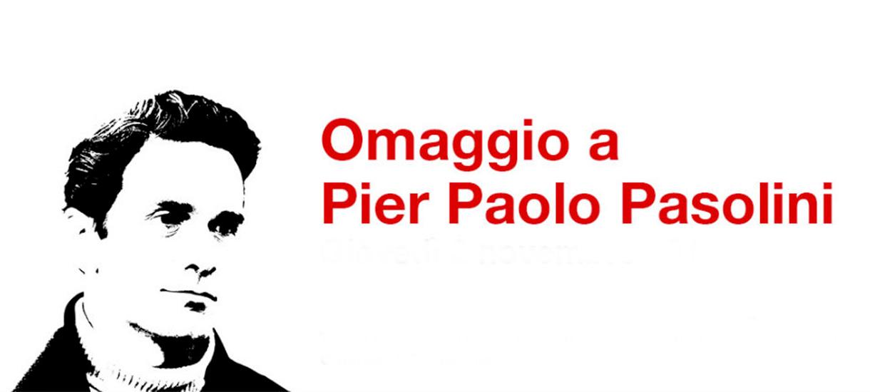 Omaggio a Pier Paolo Pasolini 2015