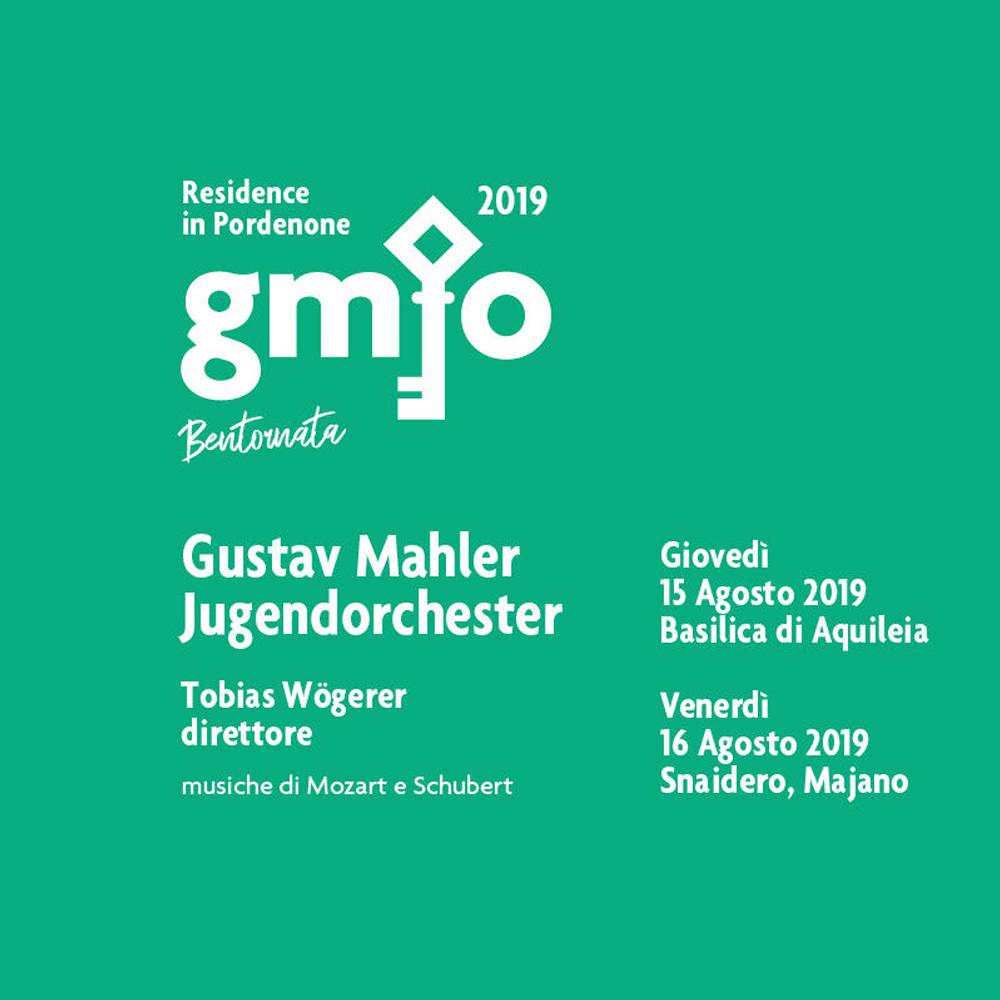 GUSTAV MAHLER JUGEND-ORCHESTER AQUILEIA