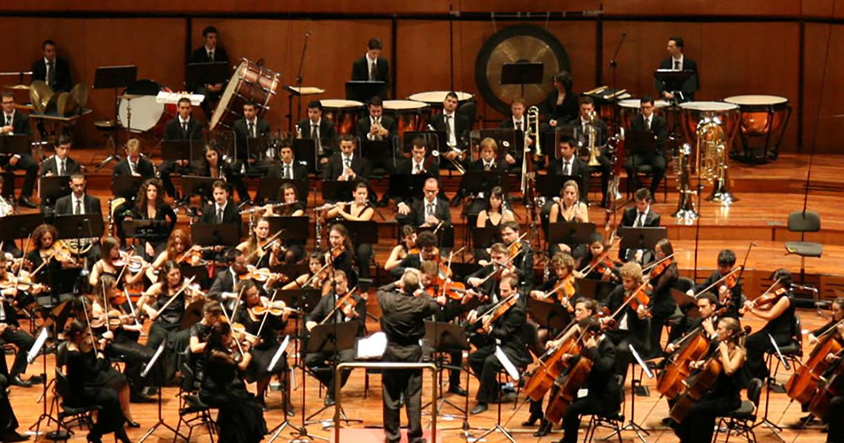 ORCHESTRA GIOVANILE ITALIANA<br>STANISLAV KOCHANOVSKY DIRETTORE, MUSICHE DI GLINKA, PROKOF'EV, RACHMANINOV