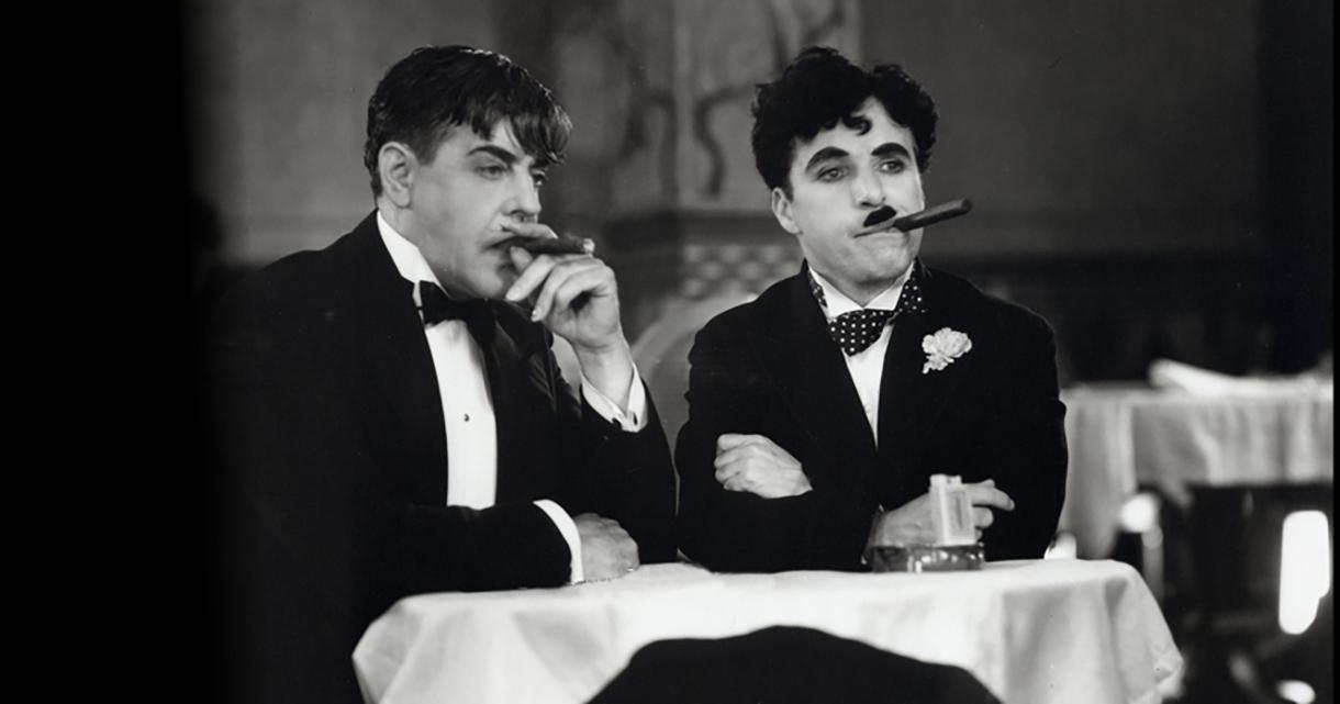 LUCI DELLA CITTÀ<br>CITY LIGHTS, 1931 – DI E CON CHARLIE CHAPLIN