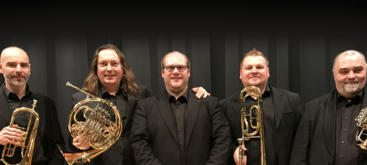 STUTTGART CONSORT<br>Brass Quintet