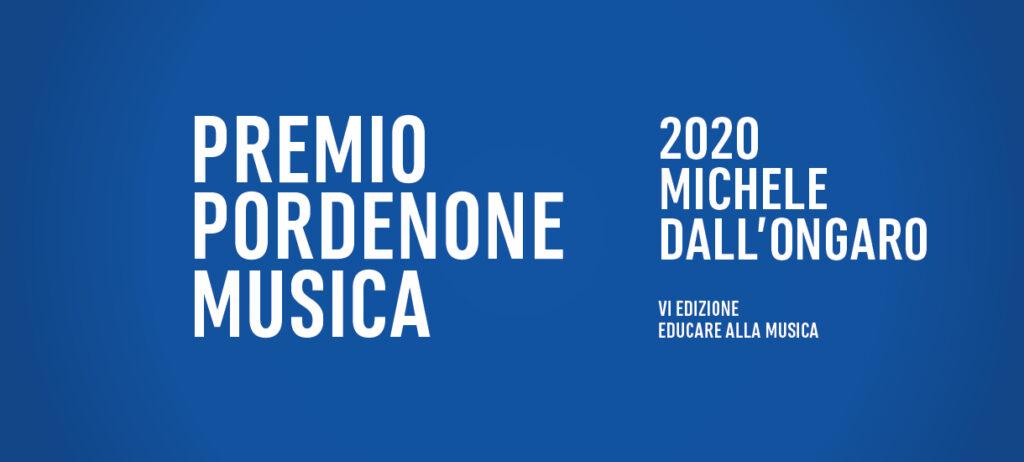 PREMIO PORDENONE MUSICA AL COMPOSITORE MICHELE DALL'ONGARO – ATTUALE PRESIDENTE-SOVRINTENDENTE DELL'ACCADEMIA NAZIONALE DI SANTA CECILIA – CONSEGNA GIOVEDI 27 MAGGIO E CONCERTO DEL VIOLONCELLISTA DI FAMA MONDIALE MISCHA MAISKY