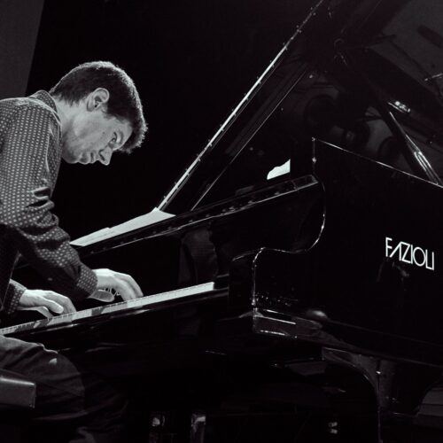 IL GRANDE JAZZ: DOMANI MERCOLEDÌ 16 GIUGNO ALLE 21.00 SUL PALCOSCENICO ALL'APERTO DI PIAZZETTA PESCHERIA,  LOUIS SCLAVIS AL CLARINETTO E FRANCESCO DE LUISA AL PIANOFORTE
