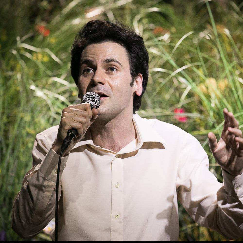 """Grande successo per """"Questo è il tempo in cui attendo la grazia"""", regia di Fabio Condemi."""