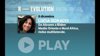 R-EVOLUTION 2020 DIGITAL EDITION: LUCIA GORACCI