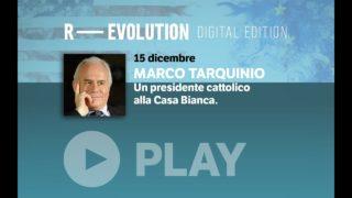 R-EVOLUTION 2020 DIGITAL EDITION: MARCO TARQUINIO