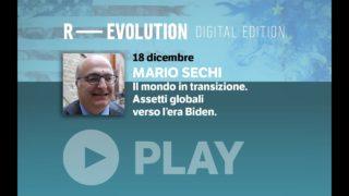 R-EVOLUTION 2020 DIGITAL EDITION: MARIO SECHI