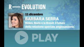 R-EVOLUTION 2020 DIGITAL EDITION: BARBARA SERRA