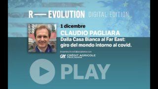 R-EVOLUTION 2020 DIGITAL EDITION: CLAUDIO PAGLIARA